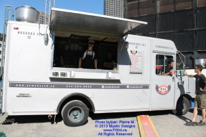Montreal Food Trucks - Nomade So6