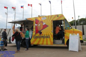 Montreal Food Trucks - Gaufrabec