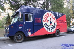 Montreal Food Trucks - Gourmand Vagabond