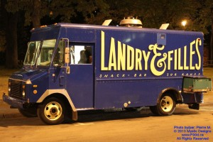 Montreal Food Trucks - Landry & Filles