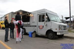 Montreal Food Trucks - Nomade So6