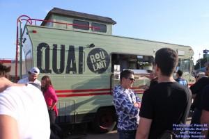 Montreal Food Trucks - Le Quai Roulant
