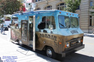 Montreal Food Trucks - Alexis Le Gourmand