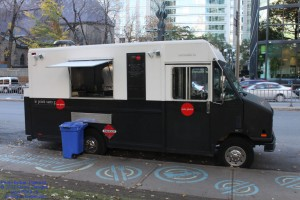 Montreal Food Trucks - Le point sans g