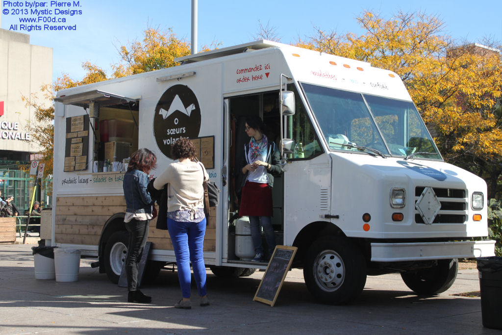 Food Truck Montreal Centre Ville