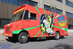 Montreal Food Trucks - Super Truck