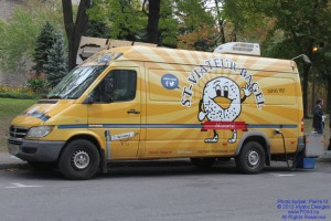 Montreal Food Trucks - St-Viateur Bagel Truck