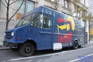 Montreal Food Trucks - Le Tuktuk Truck