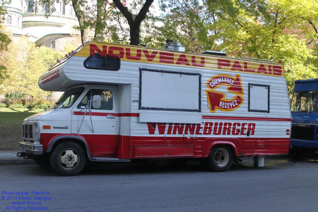 Food Truck Montreal Schedule