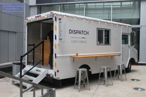 Montreal Food Trucks - Mobile Dispatch