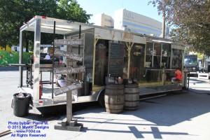 Montreal Food Trucks - Smoking BBQ
