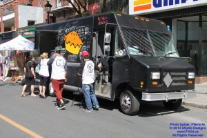 Montreal Food Trucks - Les Brigands