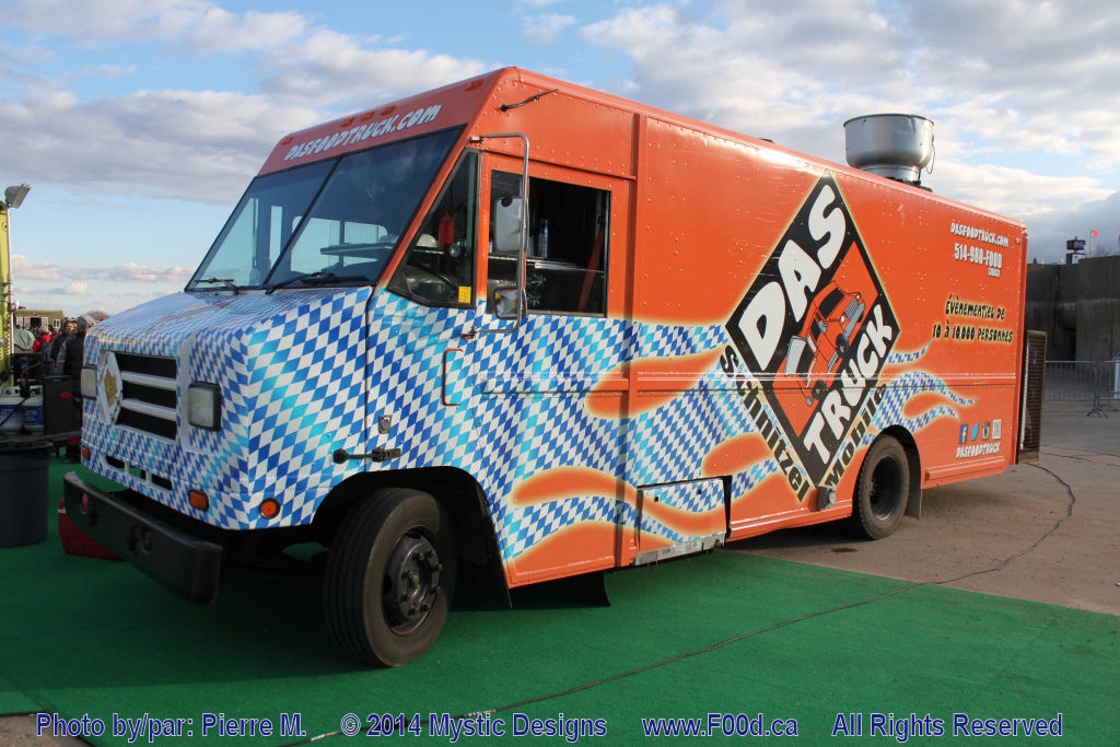 Montreal Food Trucks - Dasfoodtruck