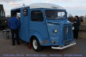 Montreal Food Trucks - Cafe Larue & Fils