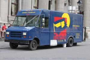 Montreal Food Trucks - Le Tuktuk Truck (2014)