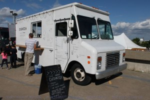 Montreal Food Trucks - Dispatch Mobile Café