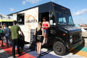 Montreal Food trucks - P.A. & Gargantua