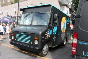 Montreal Food Trucks - Lucille's Seafood Truck