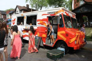 Montreal Food Trucks - ROUX Food Truck