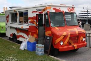 Montreal Food Trucks - ROUX Food Truck