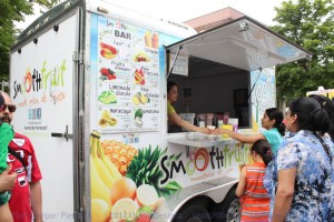 Montreal Food Trucks - Smoothfruit
