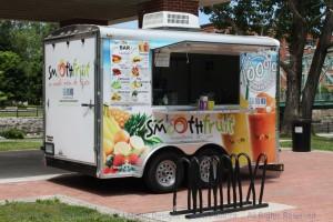 Montreal Food Trucks - Smoothfruit