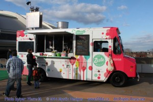 Montreal Food Trucks - Zeste