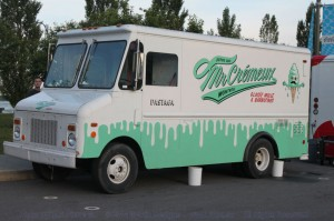Montreal Food Trucks - Mr. Cremeux