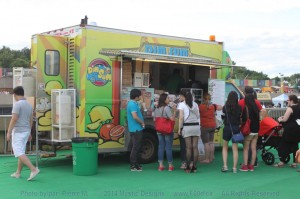 Montreal Food Trucks - Dim Sum MTL