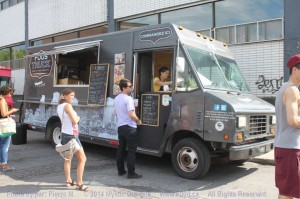 Montreal Food Trucks - FOUS Truck