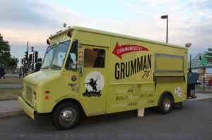 Montreal Food Trucks - Grumman '78