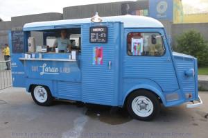 Montreal Food Trucks - Café Larue & Fils