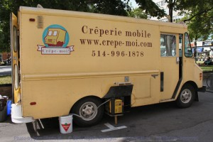 Montreal Food Trucks - Crêpe-moi