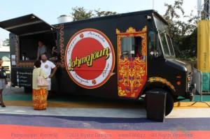 Montreal Food Trucks - Lahmajoun
